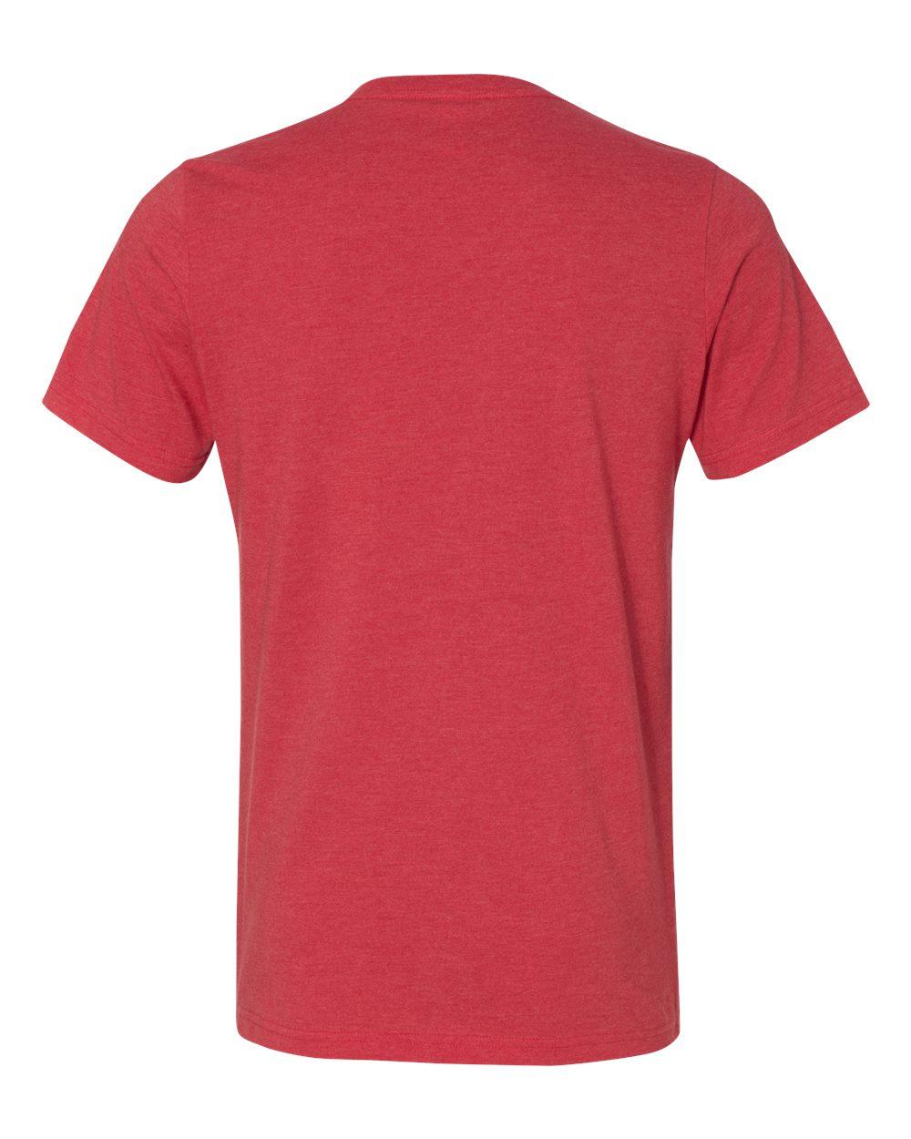 Bella-Canvas-Men-039-s-Jersey-Short-Sleeve-V-Neck-T-Shirt-3005-XS-3XL thumbnail 119