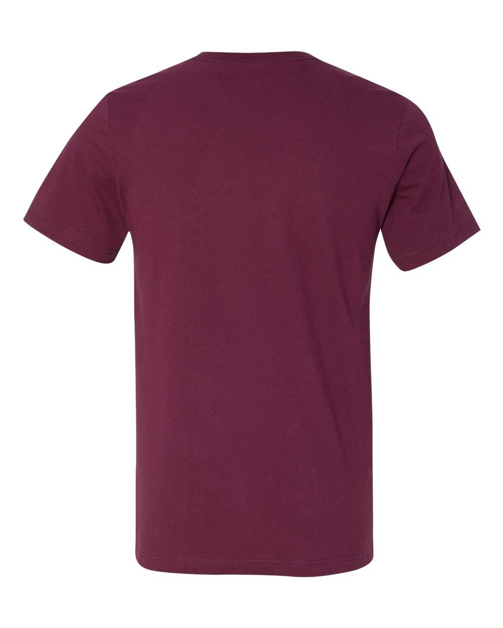 Bella-Canvas-Men-039-s-Jersey-Short-Sleeve-V-Neck-T-Shirt-3005-XS-3XL thumbnail 89