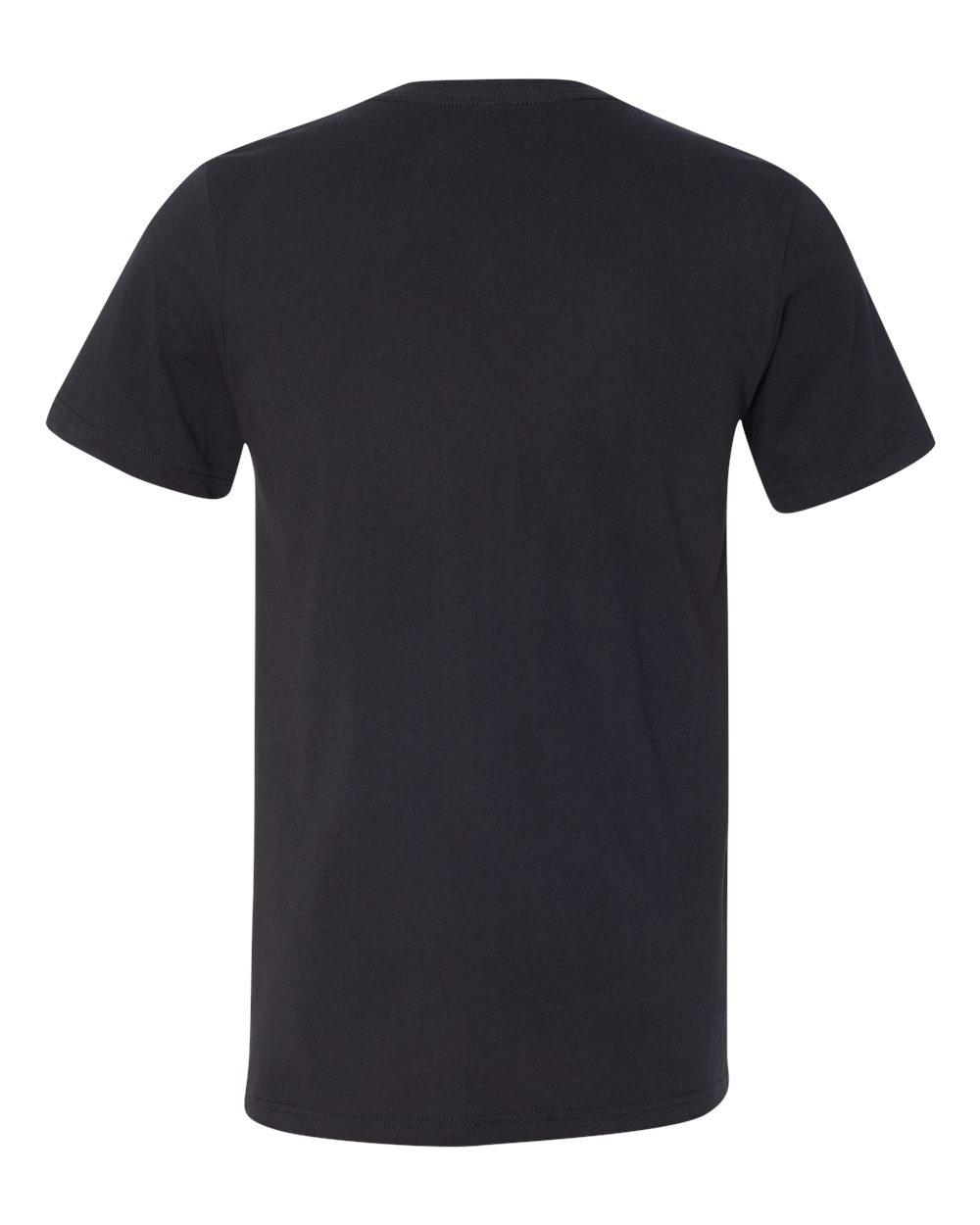 Bella-Canvas-Men-039-s-Jersey-Short-Sleeve-V-Neck-T-Shirt-3005-XS-3XL thumbnail 104