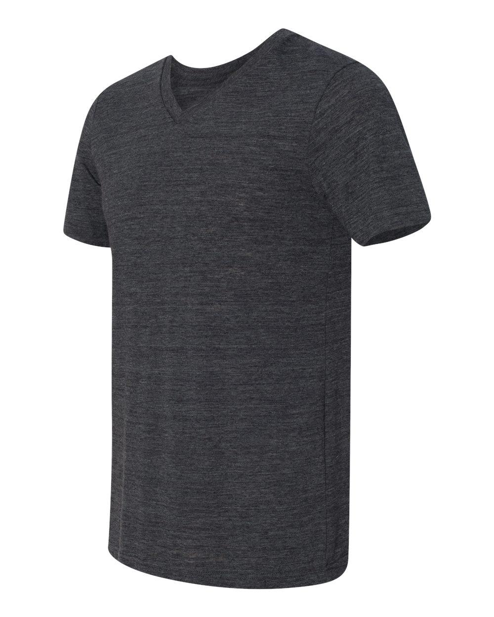 Bella-Canvas-Men-039-s-Jersey-Short-Sleeve-V-Neck-T-Shirt-3005-XS-3XL thumbnail 76