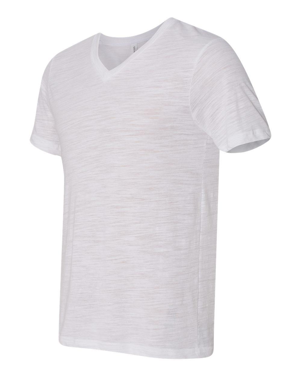 Bella-Canvas-Men-039-s-Jersey-Short-Sleeve-V-Neck-T-Shirt-3005-XS-3XL thumbnail 94