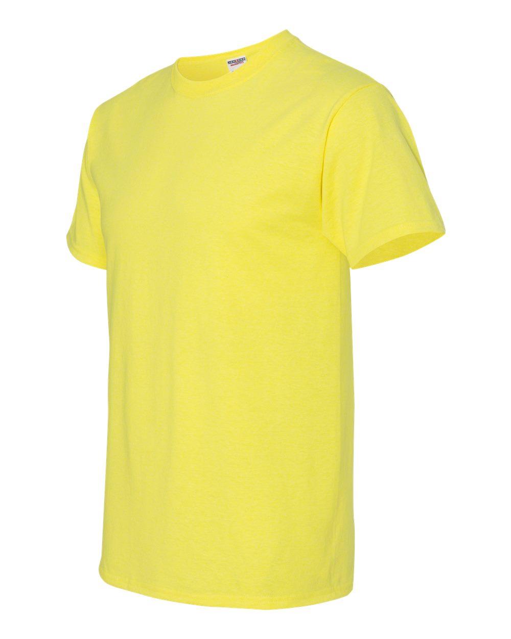 Jerzees-Men-039-s-5-6-oz-50-50-Heavyweight-Blend-T-Shirt-29M-S-4XL thumbnail 72