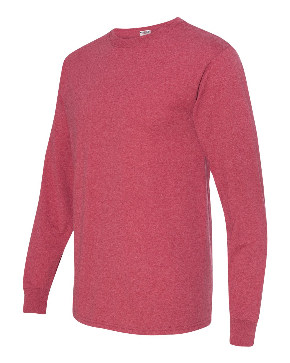 Jerzees 5.6 oz. ATHLETIC HEATHER 50//50 Heavyweight Blend Long-Sleeve T-Shirt 29L