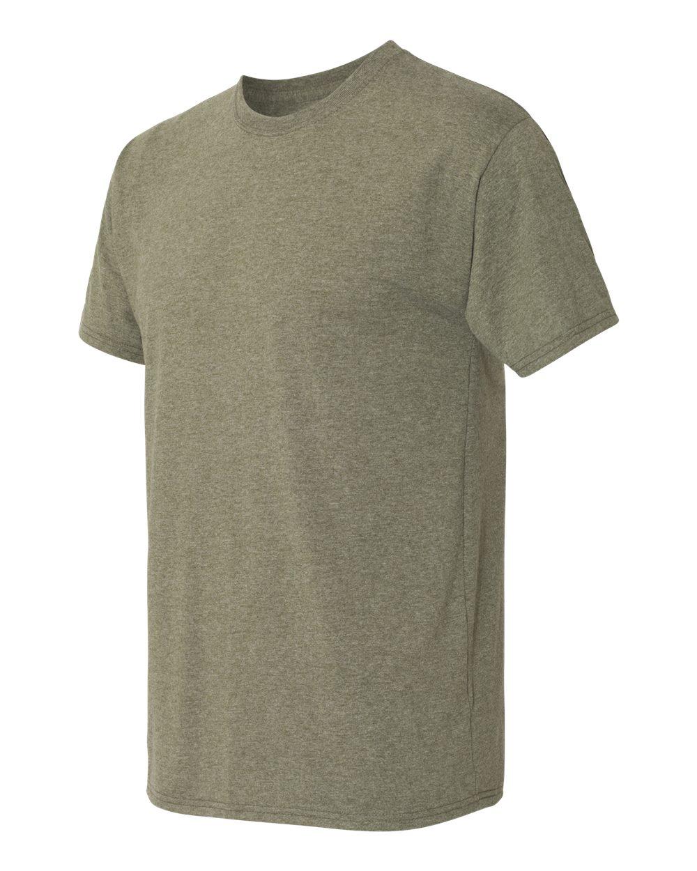 Hanes-Men-039-s-X-Temp-Triblend-T-Shirt-With-Fresh-Iq-42TB-S-3XL thumbnail 17