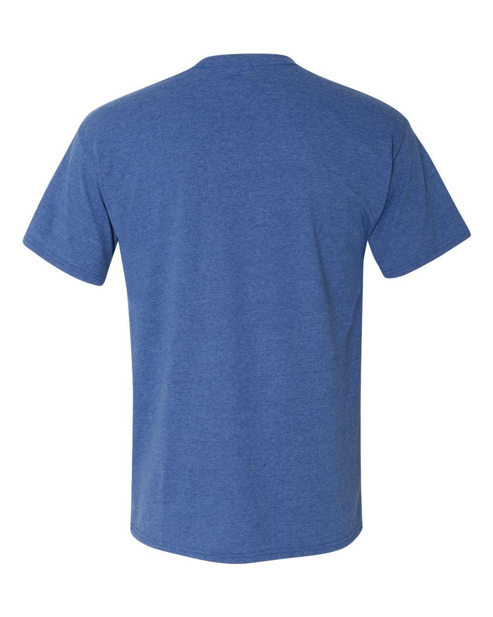 Hanes-Men-039-s-X-Temp-Triblend-T-Shirt-With-Fresh-Iq-42TB-S-3XL thumbnail 27