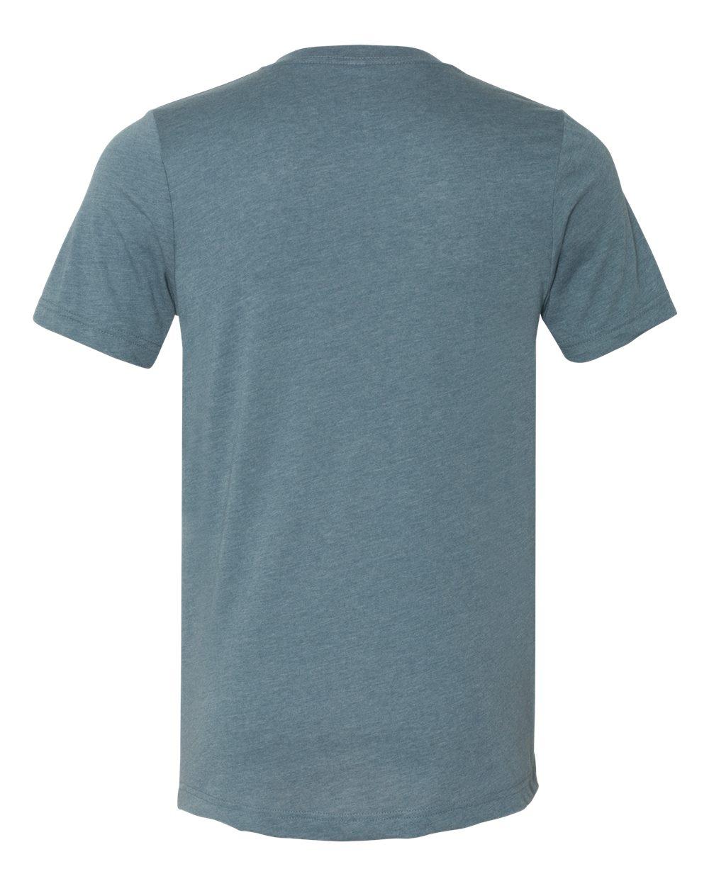Bella-Canvas-Men-039-s-Jersey-Short-Sleeve-V-Neck-T-Shirt-3005-XS-3XL thumbnail 125
