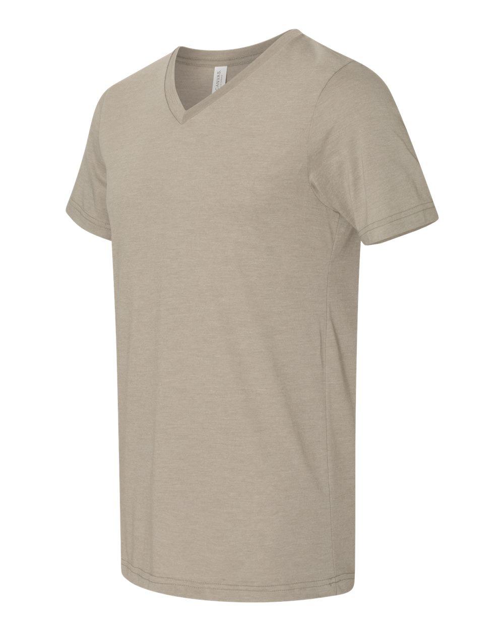 Bella-Canvas-Men-039-s-Jersey-Short-Sleeve-V-Neck-T-Shirt-3005-XS-3XL thumbnail 127