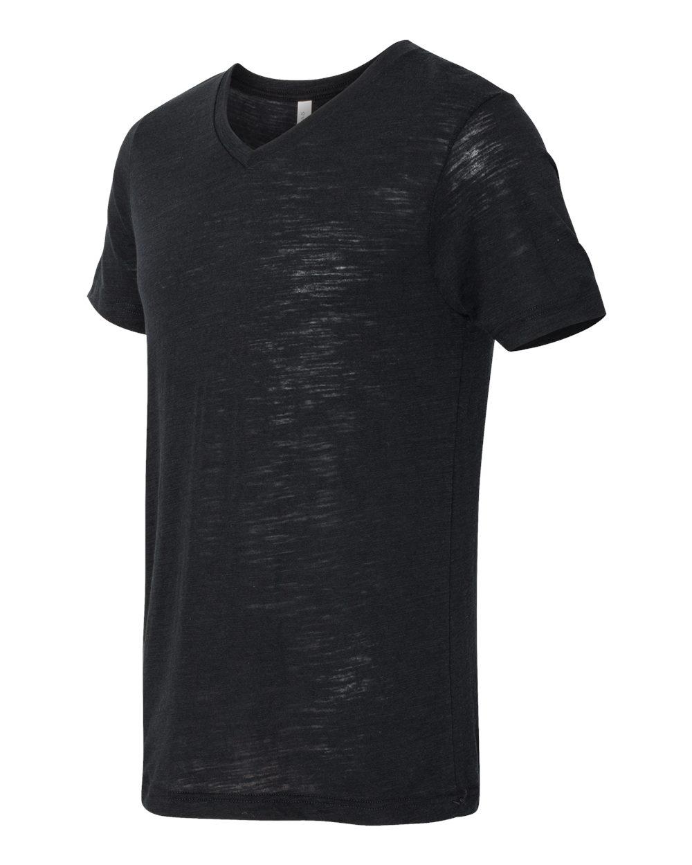 Bella-Canvas-Men-039-s-Jersey-Short-Sleeve-V-Neck-T-Shirt-3005-XS-3XL thumbnail 133