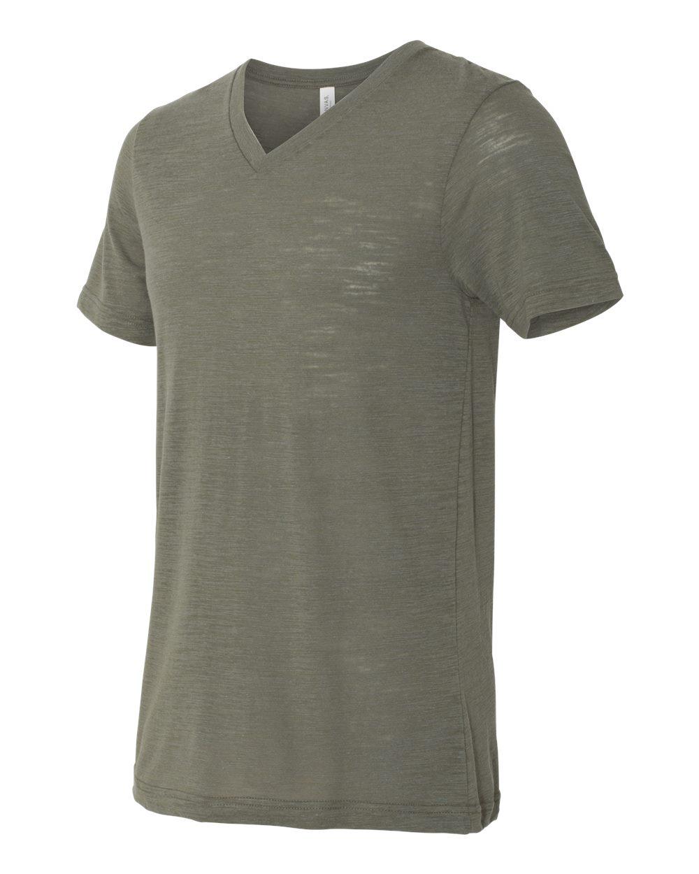 Bella-Canvas-Men-039-s-Jersey-Short-Sleeve-V-Neck-T-Shirt-3005-XS-3XL thumbnail 130