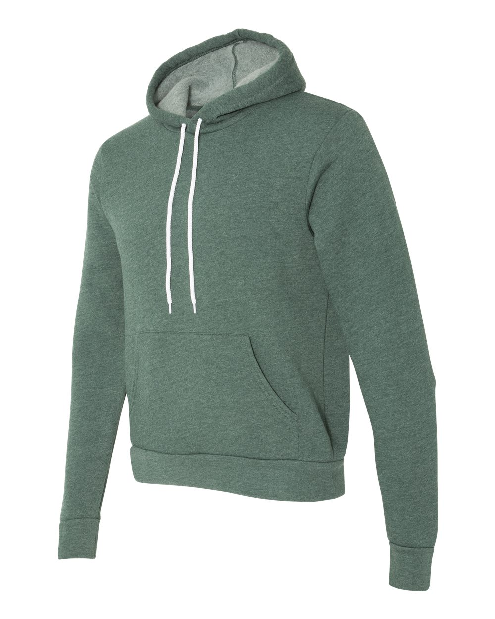 Canvas Unisex Poly//Cotton Hooded Pullover Sweatshirt 3719 XS-2XL Hoodie
