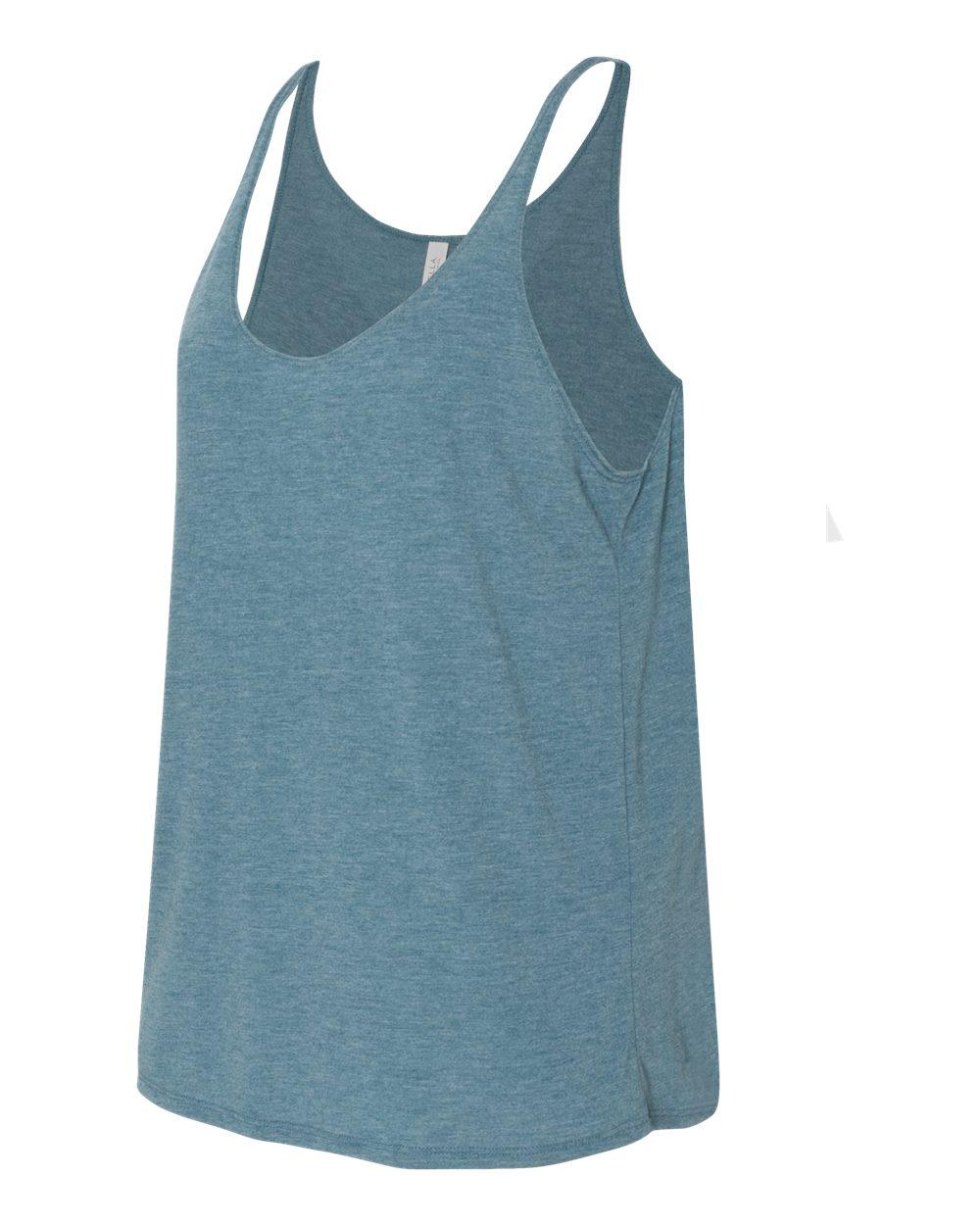 Bella-Canvas-Women-039-s-Slouchy-Tank-8838-S-2XL thumbnail 66