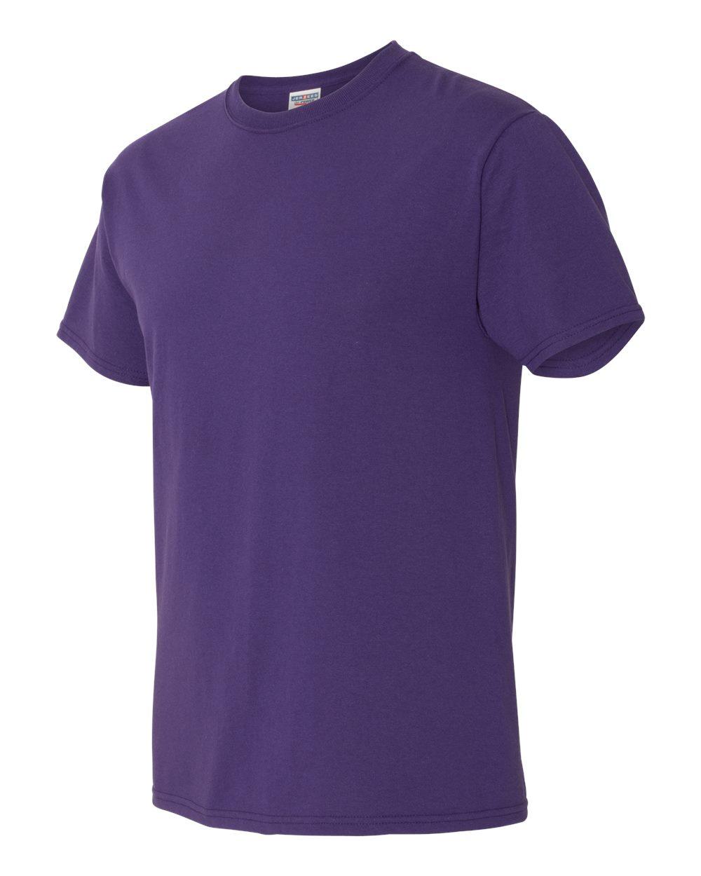 Jerzees-Men-039-s-5-6-oz-50-50-Heavyweight-Blend-T-Shirt-29M-S-4XL thumbnail 60