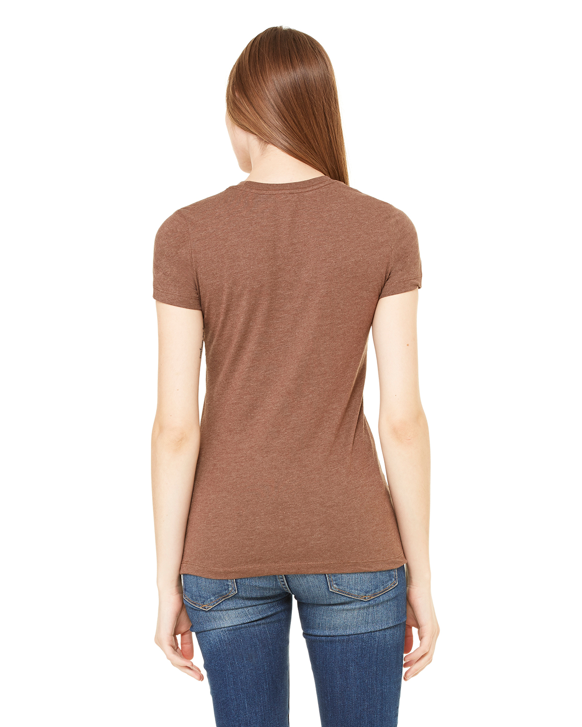 Bella-Canvas-Womens-The-Favorite-T-Shirt-6004-Size-S-2XL thumbnail 66