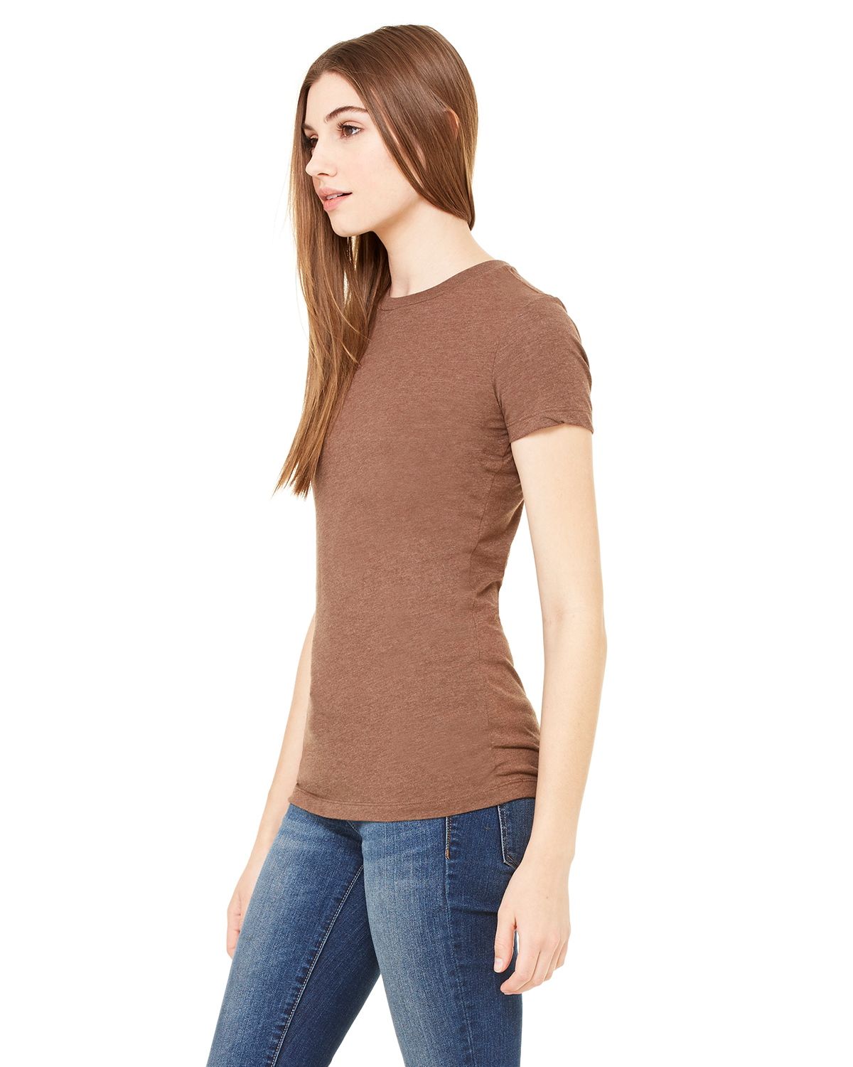 Bella-Canvas-Womens-The-Favorite-T-Shirt-6004-Size-S-2XL thumbnail 65