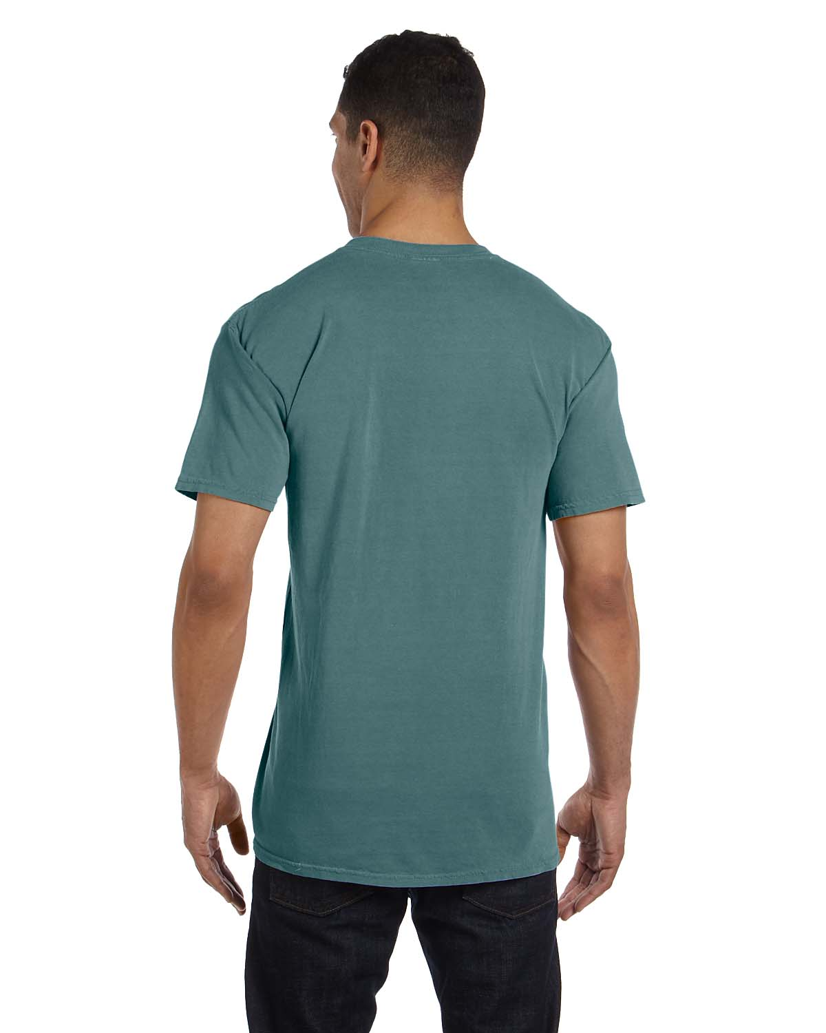 Comfort-Colors-Men-039-s-6-1-oz-Garment-Dyed-Pocket-T-Shirt-6030CC-S-3XL thumbnail 13
