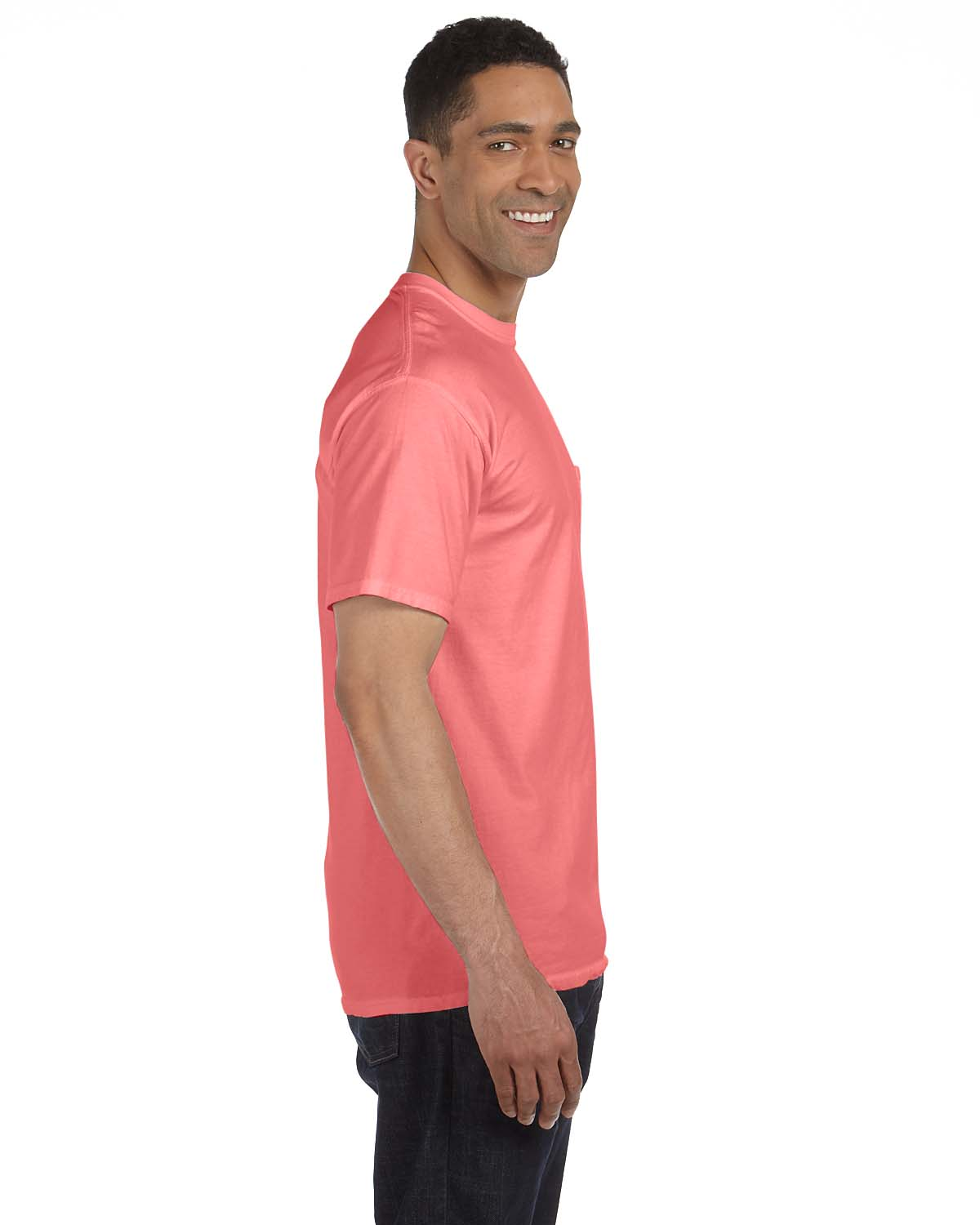 Comfort-Colors-Men-039-s-6-1-oz-Garment-Dyed-Pocket-T-Shirt-6030CC-S-3XL thumbnail 78
