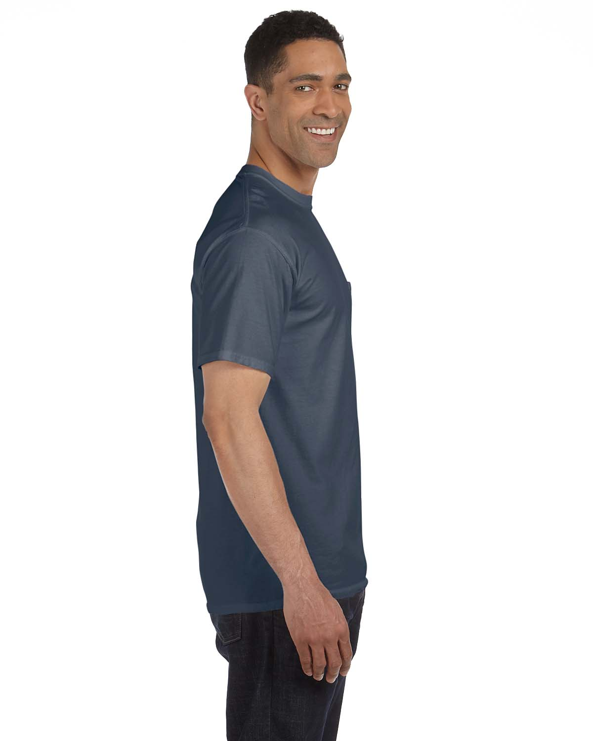 Comfort-Colors-Men-039-s-6-1-oz-Garment-Dyed-Pocket-T-Shirt-6030CC-S-3XL thumbnail 36