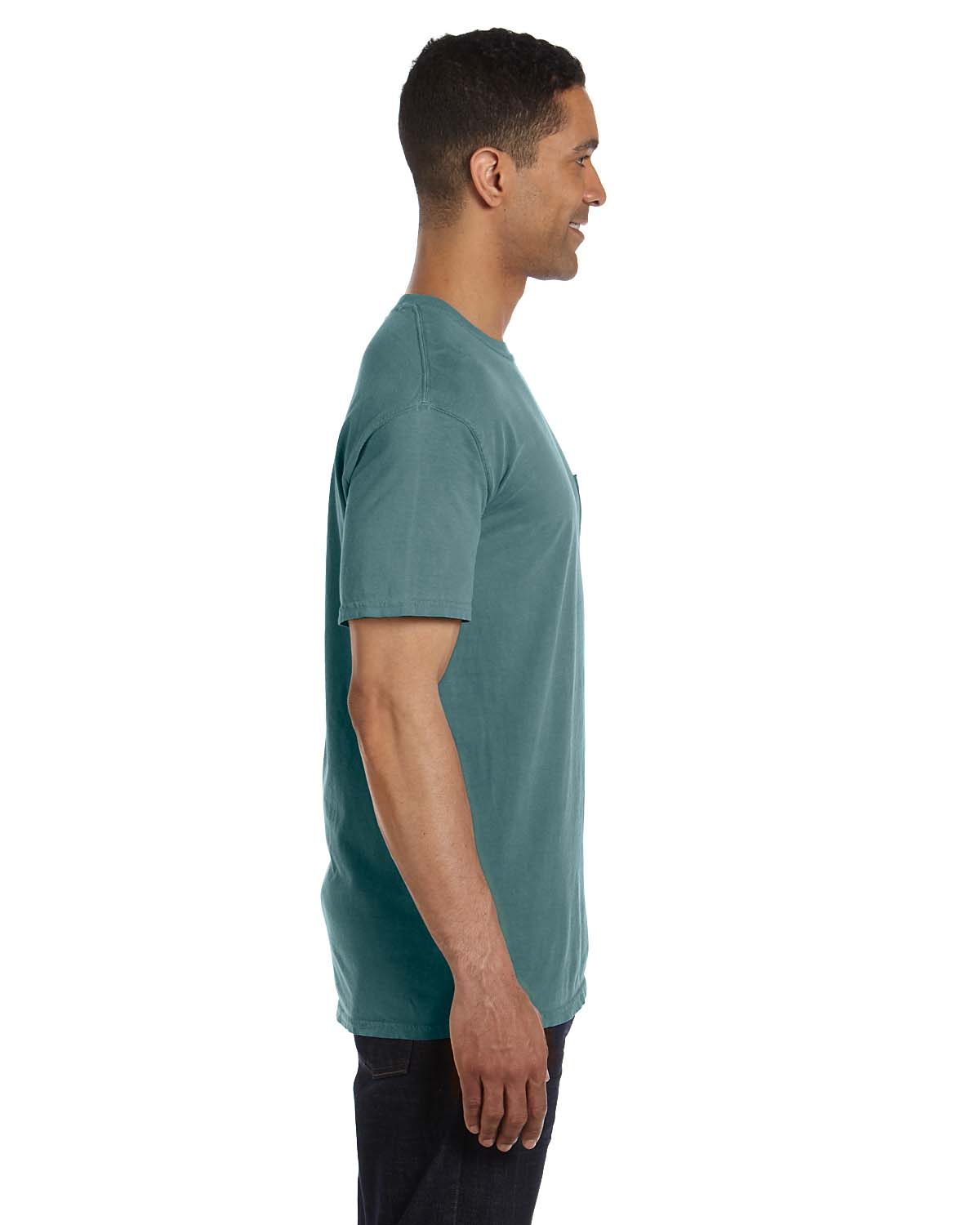 Comfort-Colors-Men-039-s-6-1-oz-Garment-Dyed-Pocket-T-Shirt-6030CC-S-3XL thumbnail 12