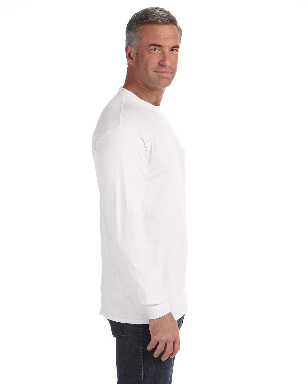 Comfort-Colors-Men-039-s-6-1-oz-Long-Sleeve-Pocket-T-Shirt-C4410-S-3XL thumbnail 3