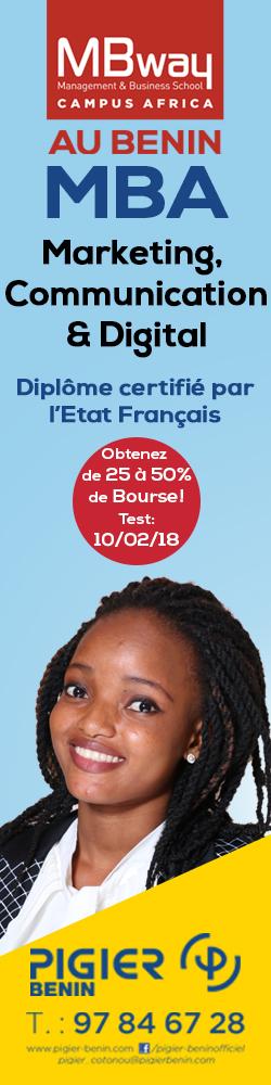 Pigier Bénin