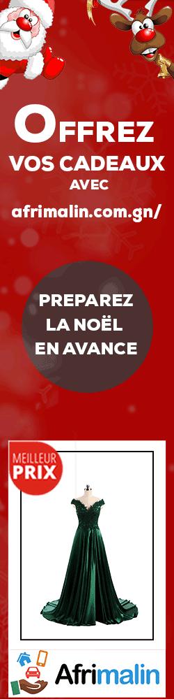 BANNIERE NOël Guinée