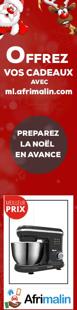 BANNIERE NOël Mali