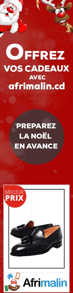 BANNIERE NOël congo