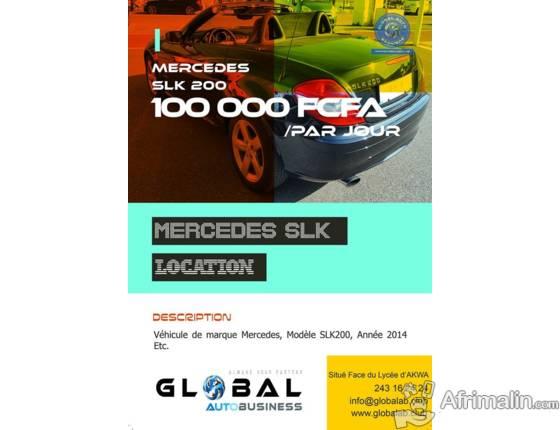 Global Auto Business - Location des voitures utilitaires et de Luxe