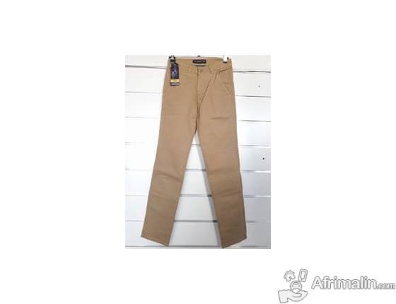 Pantalon Kaki homme K14 toutes tailles