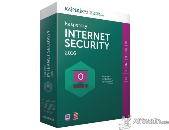Kaspersky Internet Security 2PC