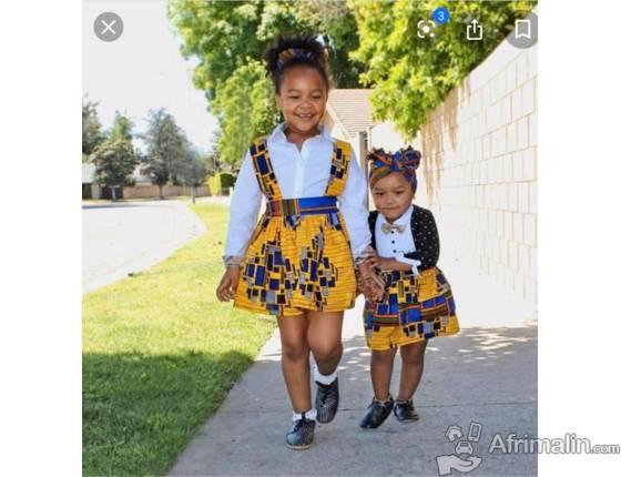 nouveaux modèles enfants