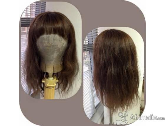 confection de perruques