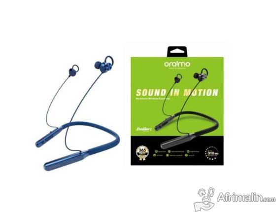 Écouteurs Bluetooth OEB-E74D Sans Fil Avec Micro Oraimo