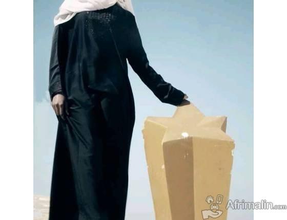 Hijab femme