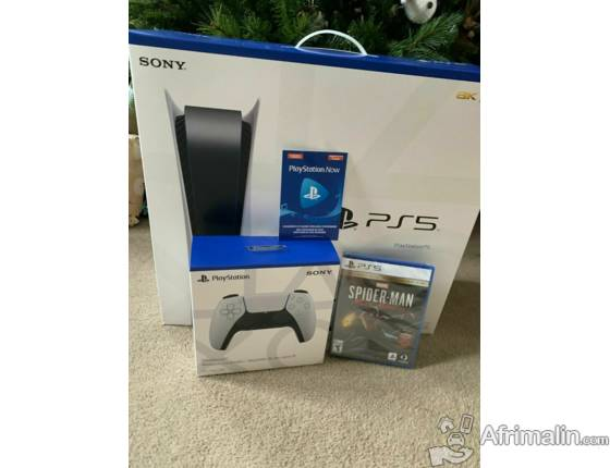 Sony Playstation 5 Video Game Console Disc  WHATSAAPP :: +14433473895