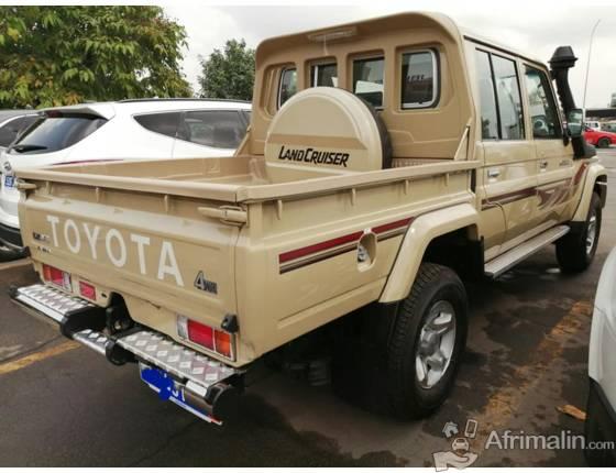 Toyota Land Cruiser 79