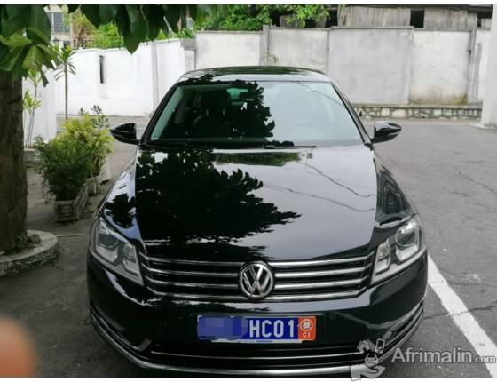 Volkswagen passat année 2016