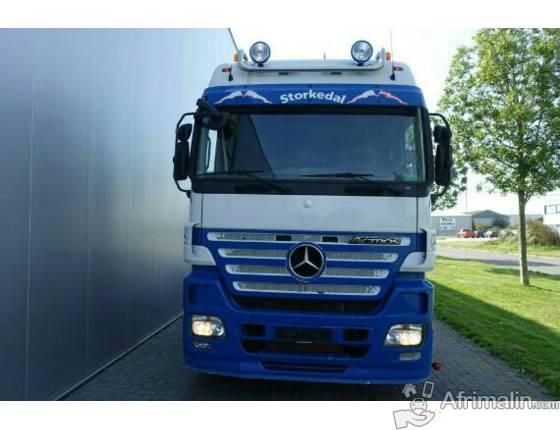 Mercedes Actros en vente livraison sur commande