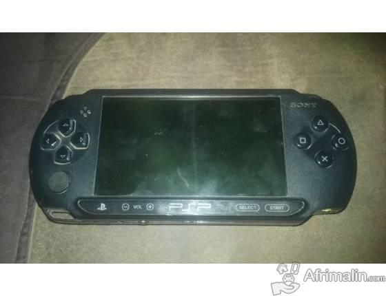 Psp a vendre bamako r gion de bamako mali consoles jeux vid os sur afrimalin - Console de jeux a vendre ...