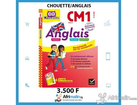 Chouette Anglais CM1