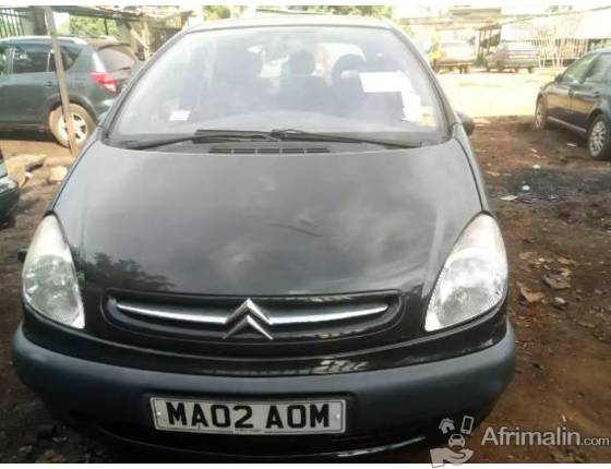 Voiture Citroën xsara Bruxelle