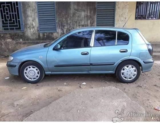 Je vend urgent ma voiture Nissan almera nouveau