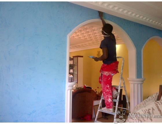 Peinture,decoration et Staff - Douala, Région de Littoral, Cameroun ...