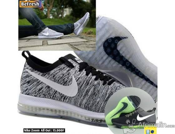 Basket Nike zoom all out