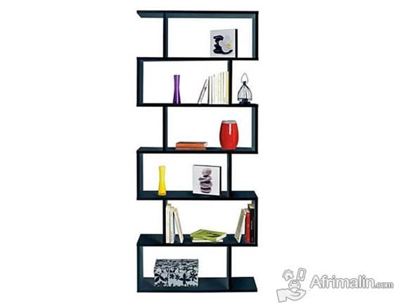 Bibliothèque Athena – Noir
