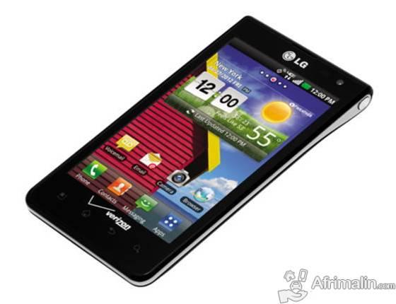 LG Lucid VS840 - 8GB Verizon 4G LTE Smartphone