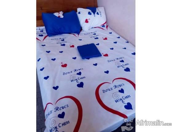Drap de lit  Disponible