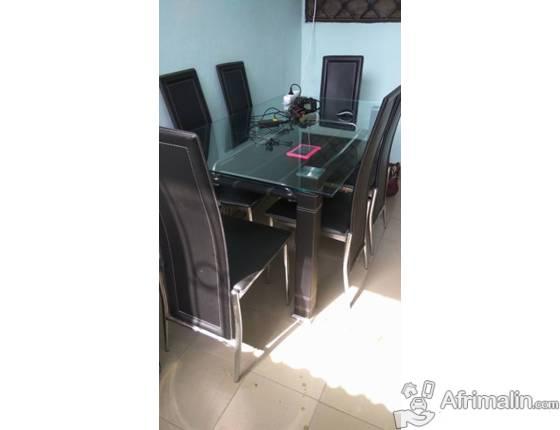 Salle à manger - Douala, Région de Littoral, Cameroun - Meubles sur ...