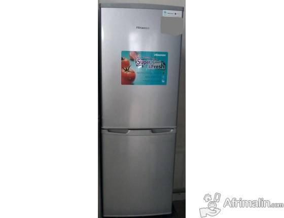 Réfrigérateur Combiné 160L HISENSE RD-22DC4SA - Gris