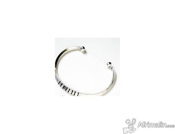 Bracelet en argent mixte